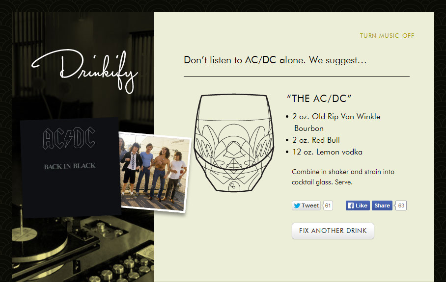 acdc drink