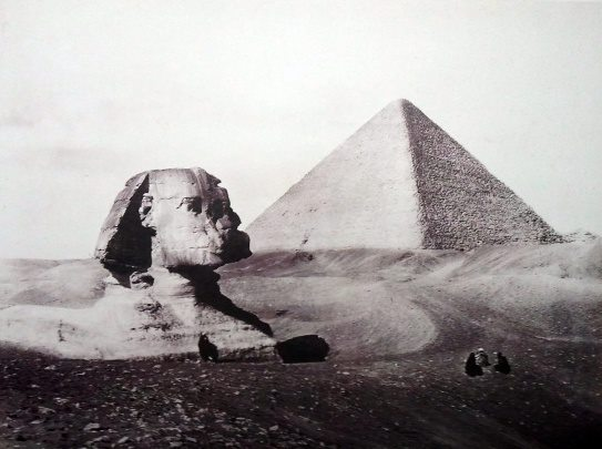 Great-Pyramid-and-Sphinx-Egypt-1873