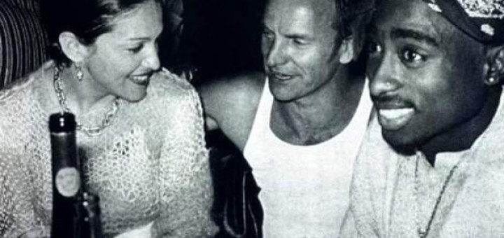 Madonna-Sting-and-Tupac-hanging-out