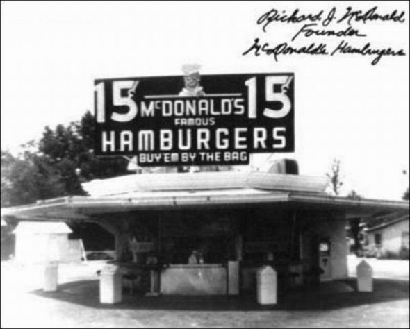 One-of-the-first-McDonald's-restaurant