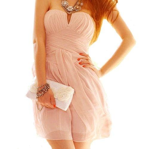 sukienkarozowa